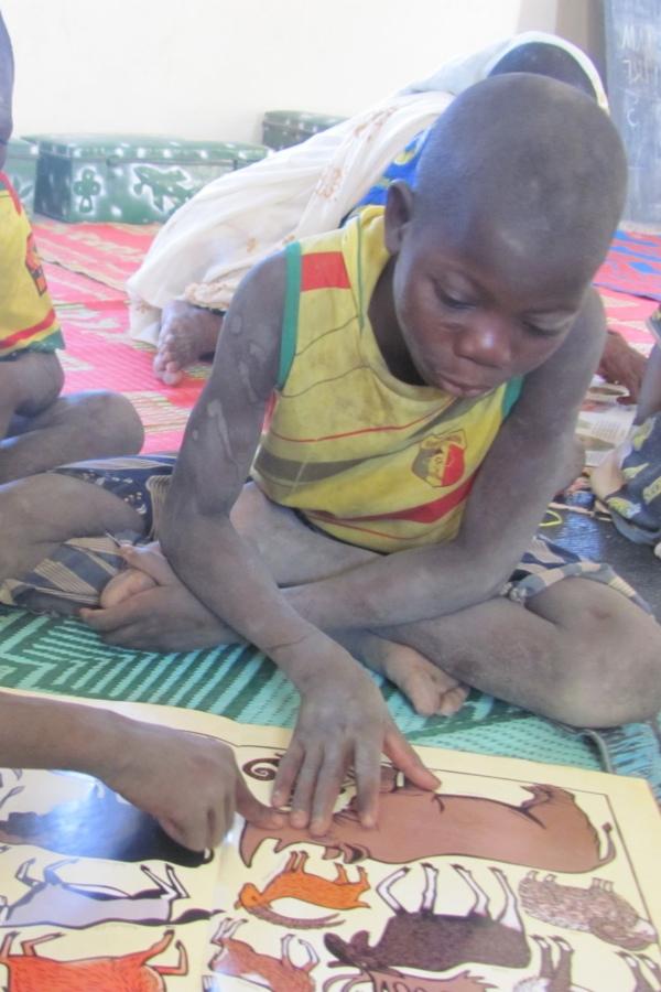 Blog 3 – La vie au village: villageois, enfants, enseignement