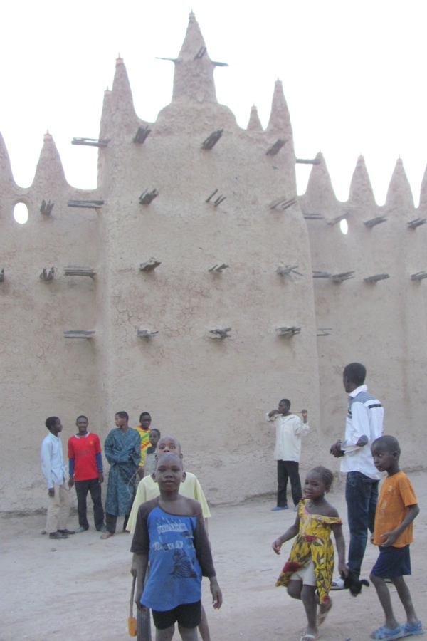 Blog 1 – Arrivée au Mali