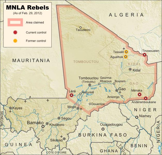 'Mali gaat kapot aan deze ellende' / 'Le Mali est foutu'